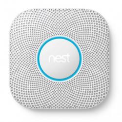 NEST S3000BWFD - Détecteur de fumée et monoxyde de carbone Nest Protect à piles