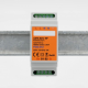 EUTONOMY - Adaptador de euFIX DIN para Fibaro FGS-212 sin botones