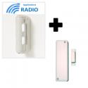 HONEYWELL - Detector outdoor alarm Sugar - Total Connect