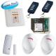 Visonic PowerMaster10 - Pack allarme casa Powermaster10 GSM