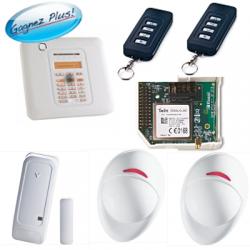 Alarme Visonic PowerMaster 10 Triple GSM