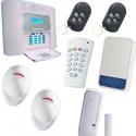 PowerMaster30 - Pack allarme casa F1 / F2 con sirena esterna PowerMaster Visonic
