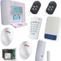 PowerMaster - Alarme GSM NFA2P avec sirène extérieure