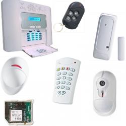Visonic Alarma NFA2P - Pack de alarma PowerMaster30 GSM cámara