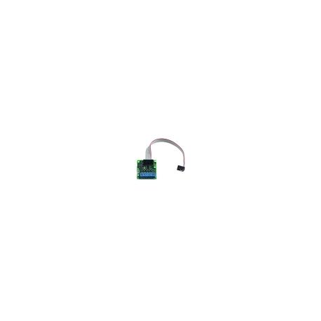 Carte d'extension 5 entrées / sorties programmables Visonic