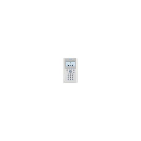 Teclado lconfort SPCK620.100 a la central de alarma de Vanderbilt SCP