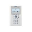 Teclado comodidad LCD para el rango de alarma SPC Vanderbilt con la insignia del lector de EM y la síntesis de voz integrado