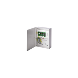 Vanderbilt SPCP333.300 - Scatola Caricabatteria (batteria 17Ah) 12V/1,5 A con card, 8 ingressi / 2 uscite