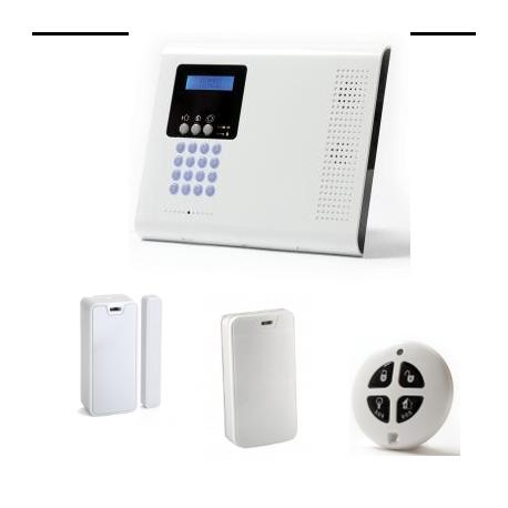 Alarm haus NFA2P - Pack Iconnect IP / GSM-F1 / F2