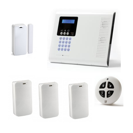 Alarm house wireless - Pack Iconnect IP / GSM F3 / F4