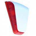 Eaton SDR-REXT-G2-OR - Sirène alarme extérieure flash