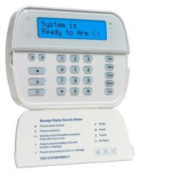 Teclado de radio pantalla LCD DSC WT5500