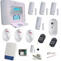 Alarma hogar Visonic PowerMaster 30 GSM
