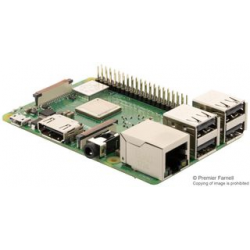 Raspberry Pi 3 CPU de 1,4 Ghz