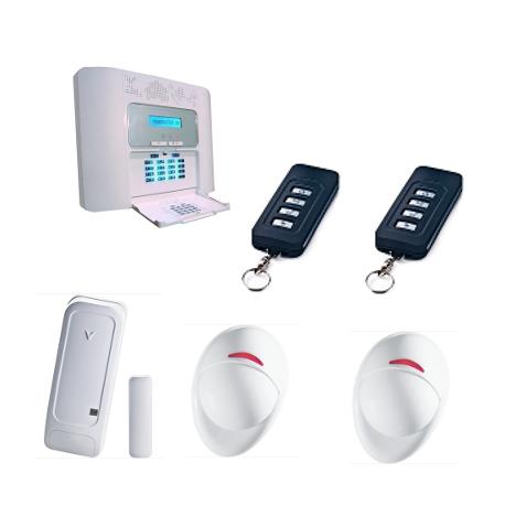 Visonic PowerMaster-Alarm haus
