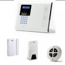Iconnect - Pack allarme Iconnect IP / PSTN con rilevatore di fotocamera