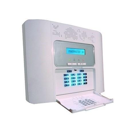 Visonic PowerMaster 30-zentrale, alarm-IP /GSM
