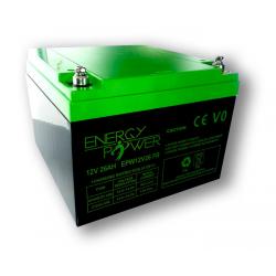 L'energia di Alimentazione batteria 12V 26Ah