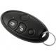 Risco - Télécommande alarme 4 boutons
