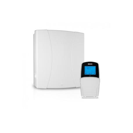 Risco LightSYS - Central de alarma con cable conectado