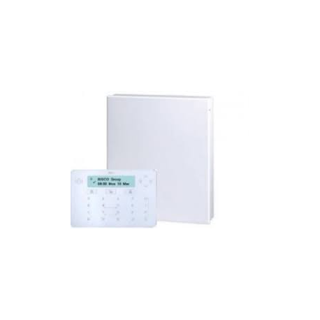 Risco LightSYS - Zentrale alarm kabelgebunden angeschlossen mit tastatur Keypad