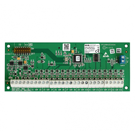Risco RP512EZ16 - Module extension 16 zone central ProSYS