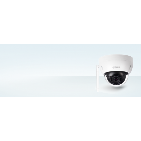 Dahua IPC-HDBW1320E-W - Dome-videoüberwachung IP / WIFI 3 Mega Pixel