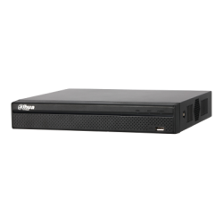 Dahua NVR4104HS-P-4KS2 - Grabadora digital cctv de 4 canales de 80 Mbps POE