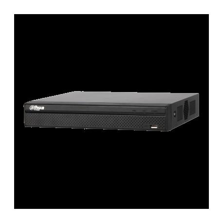 Dahua NVR4108HS-8P-4KS2 - Enregistreur numérique de vidéosurveillance 8 canaux 80 Mbps POE