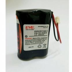 Batteria Visonic Batteria 6V 2000mAh