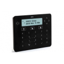 Risco RPKELB - Clavier alarme Elegant Keypad noir