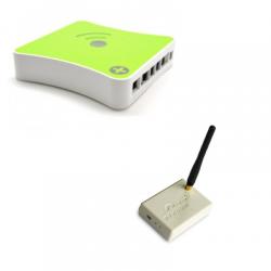 Eedomus Plus Rfxcom - Eedomus Plus avec transmetteur Rfxcom