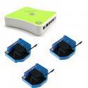 Eedomus Plus - Pack di automazione Qubino ZMNHCD1