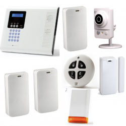 Electronics Line - Pack Iconnect IP / GSM F3 / F4 con sirena e fotocamera