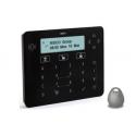 Risco RPKELPB0000A - Clavier alarme Elegant Keypad noir lecteur de badge