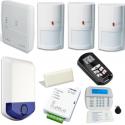 Alarme DSC ALEXOR - Pour habitation type F3 avec GSM