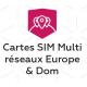 Abonnement M2M - Abonnement multi-opérateurs 5MO