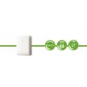 Visonic ioXpander 12 entradas 4 salidas