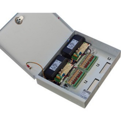 Elmdene VRS128000-8-T - Power 12VDC 8A 8 OUTPUTS