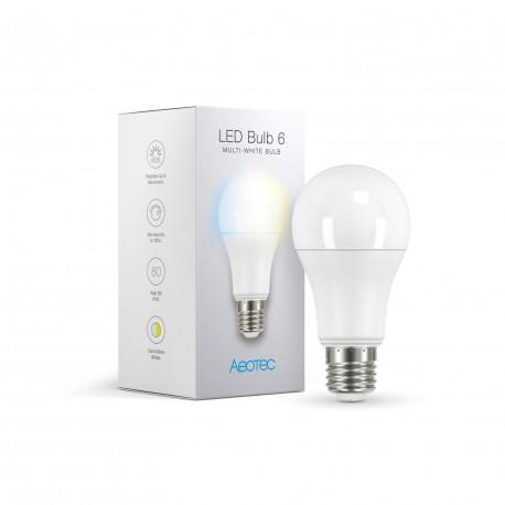 AEOTEC ZWA001 - LED light Bulb white Z-Wave More