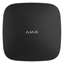 Alarme Ajax Hub noir - Alarme IP / GPRS