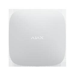 Alarme Ajax Hub Plus blanc - Centrale alarme IP / WIFI / GPRS 2G 3G