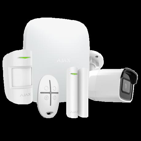 Alarm Ajax-HUBKIT-W-CAM - Pack-alarm IP / GPRS mit kamera