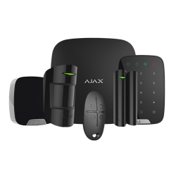 Allarme Ajax BKIT-B-KS - Pack di allarme IP / GPRS con sirena da interno