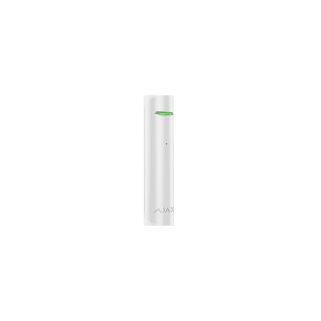 Alarme Ajax GLASSPROTECT-W - Détecteur bris de vitre blanc
