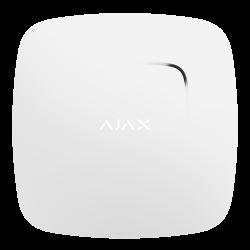 Allarme Ajax FIREPROTECTPLUS-W - Rilevatore di fumo e monossido di carbonio bianco