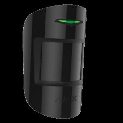 Alarm Ajax COMBIPROTECT-B - PIR and glass break black