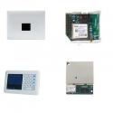 Visonic PowerMaster 33 EXP G2 - Centrale alarme PowerMaster 33 EXP IP / GSM avec clavier