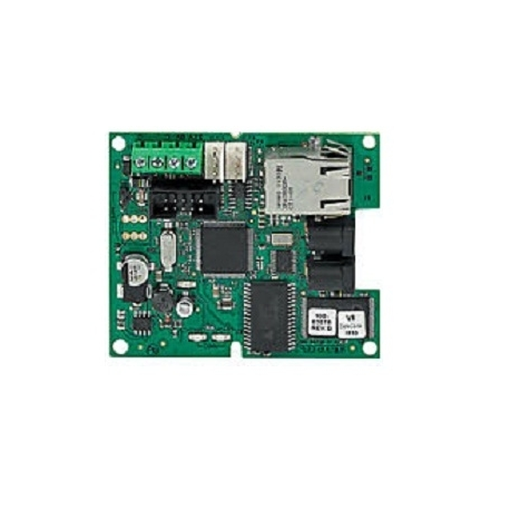 Transmitter Ethernet IP for the central Galaxy Flex Honeywell
