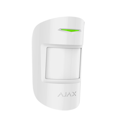 Allarme Ajax MOTIONPROTECTPLUS-W - PIR a doppia tecnologia, bianco